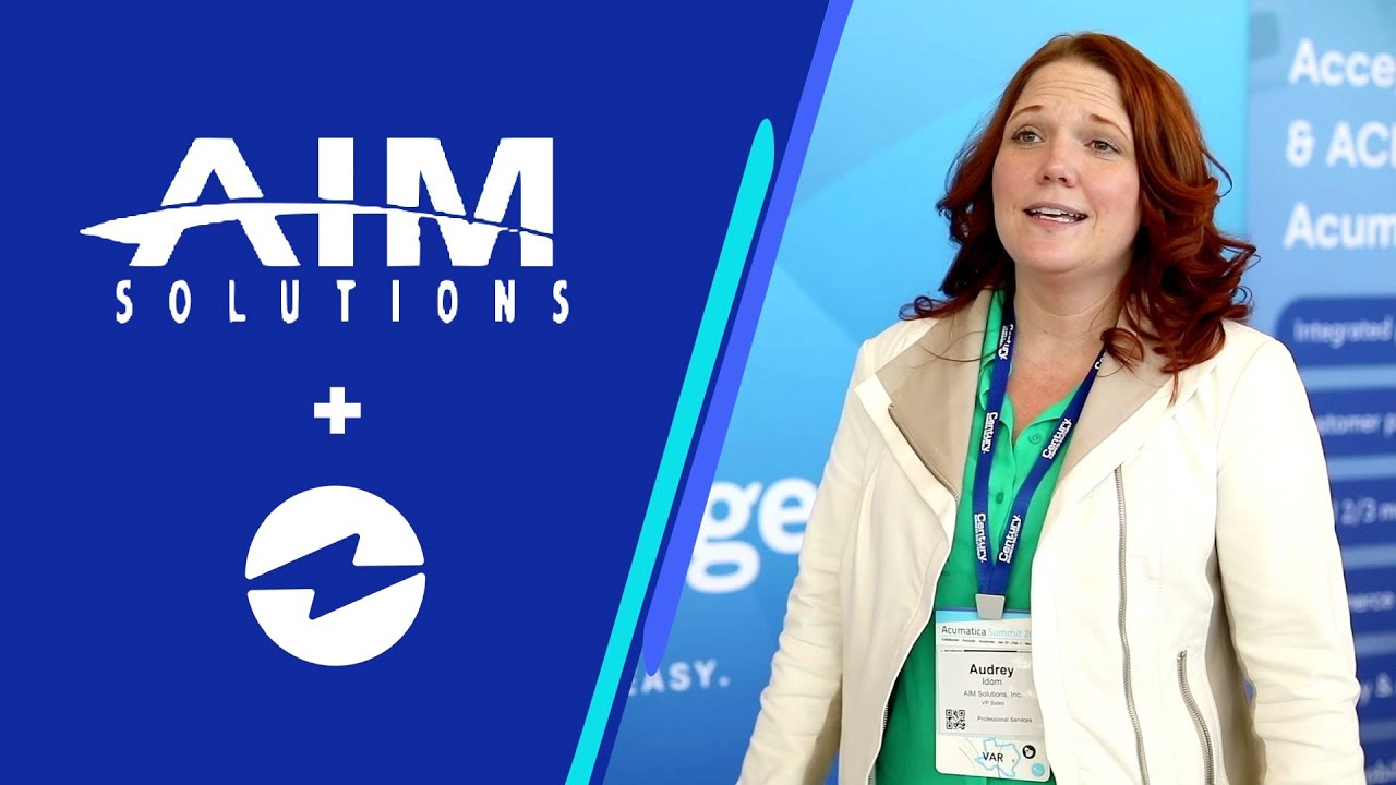 AIM Solutions Inc   Partner Interview - YouTube