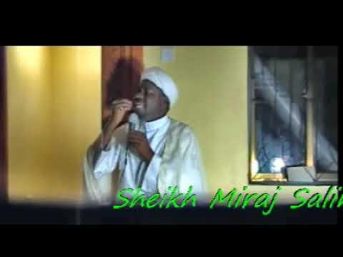 BIDAA YA MAULID NI HALALI Sheikh Miraj Salim