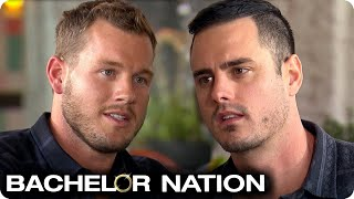Colton Gets Hometown Advice From Ben Higgins | The Bachelor US