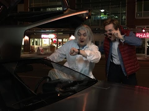 How I Met My Mother: A Back to the Future Parody Musical ACT ONE