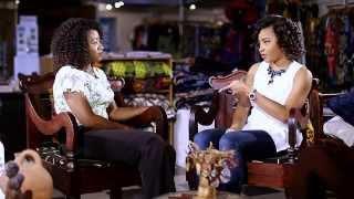 EL NOW CHATS TO NIGERIAN STAR ACTRESS - LINDA EJIOFOR