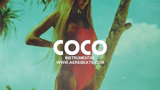 "🥥 ""COCO"" - Wizkid Type Tropical Summer Dancehall Pop Beat Instrumental (Prod.Aere Beats)"