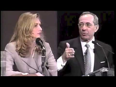 Maureen Dunne faces off with Mario Cuomo on Education