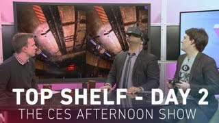 Top Shelf - Day 2 - Oculus Rift!