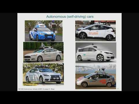 Joseph Shaw: Introduction to LIDAR for Autonomous Vehicles (SC1232)