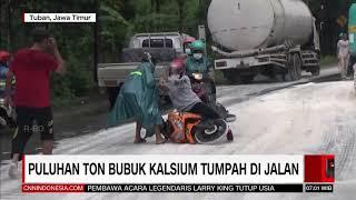 Kecelakaan Lalu Lintas | REDAKSI PAGI (24/01/21)