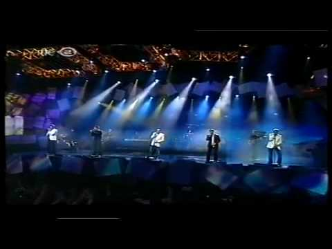 Meteor Awards 2004 - Westlife - Mandy