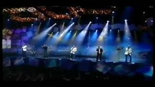 Meteor Awards 2004 - Westlife - Mandy