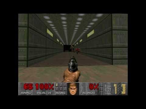 Doom 2: Hell on Earth - Mission 1