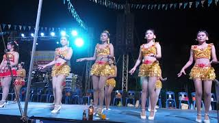 【#PhetchaburiDance Workout for weight loss】#รำวงเพชรบุรี✿Health&Beauty❤Entertainment♡For♡teacher❀