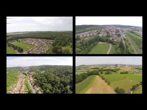 ALZETTE-BELVAL DRONE RESEARCH
