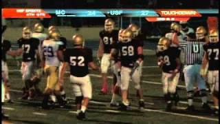 USF Football vs. McKendree University 2010