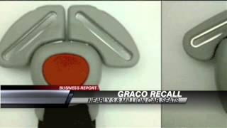 Graco Recalls Nearly 3.8M Child Car Seats