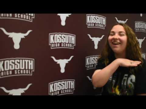 Kossuth High School Teacher Appreciation Week