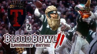 Norse (Turin) vs Undead (Valnir) | Blood Bowl 2 - Wild Hogs Season 2 Ranked League Week 5