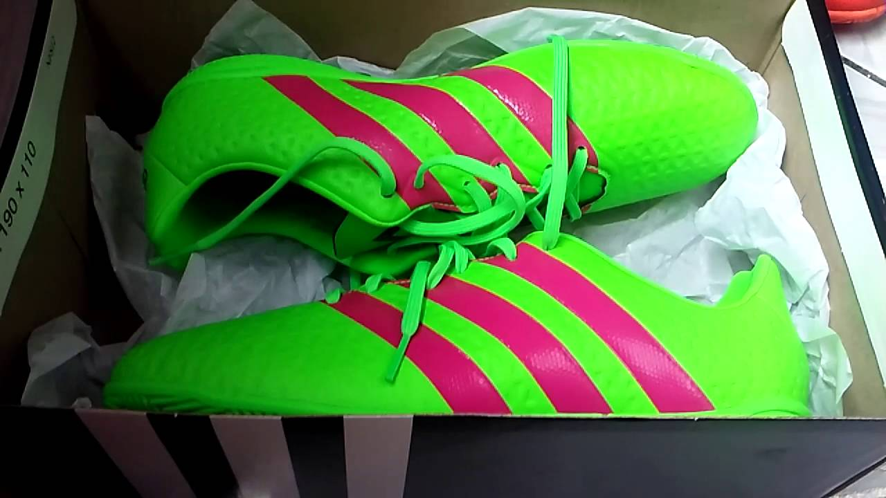 adidas verde futsal