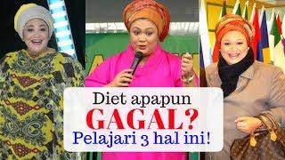 Atasi DIET GAGAL dengan 3 cara ampuh ala Dewi Hughes! : Episode 37