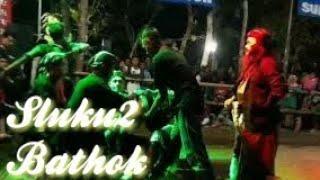 Sluku-sluku Bathok versi Jathilan Laras Kusuma