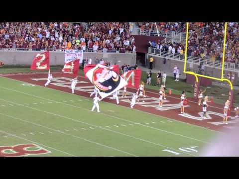 Florida State War Chant/Fight Song