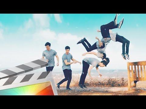 Clone Freeze Frame Effect - Final Cut Pro X - Ржачные видео