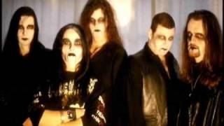 Cradle Of Filth - Malice Through The Looking Glass and The Rape And Ruin Of Angels(Live) 1996