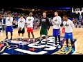 2017 NBA D League Three Point Contest