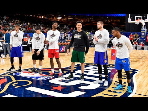 2017 NBA D-League Three-Point Contest