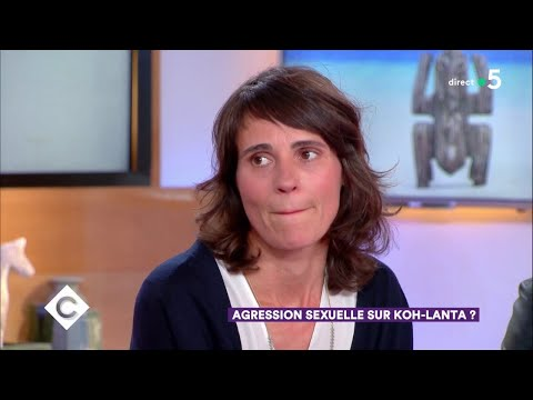 Agression sexuelle sur Koh-Lanta ? - C à Vous - 14/05/2018