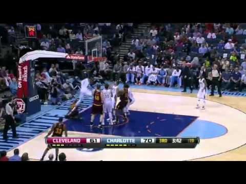 Cleveland Cavaliers @ Charlotte Bobcats Full Game Recap 17.04.13 NBA Highlights 2013