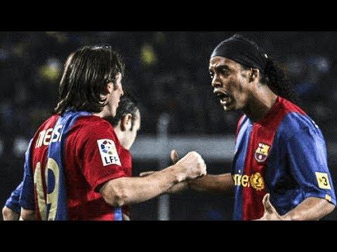 The real reason Ronaldinho left Barcelona | Oh My Goal