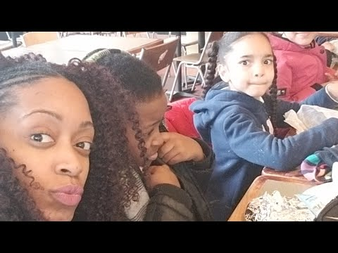 Tyler School Trip Lunch Time