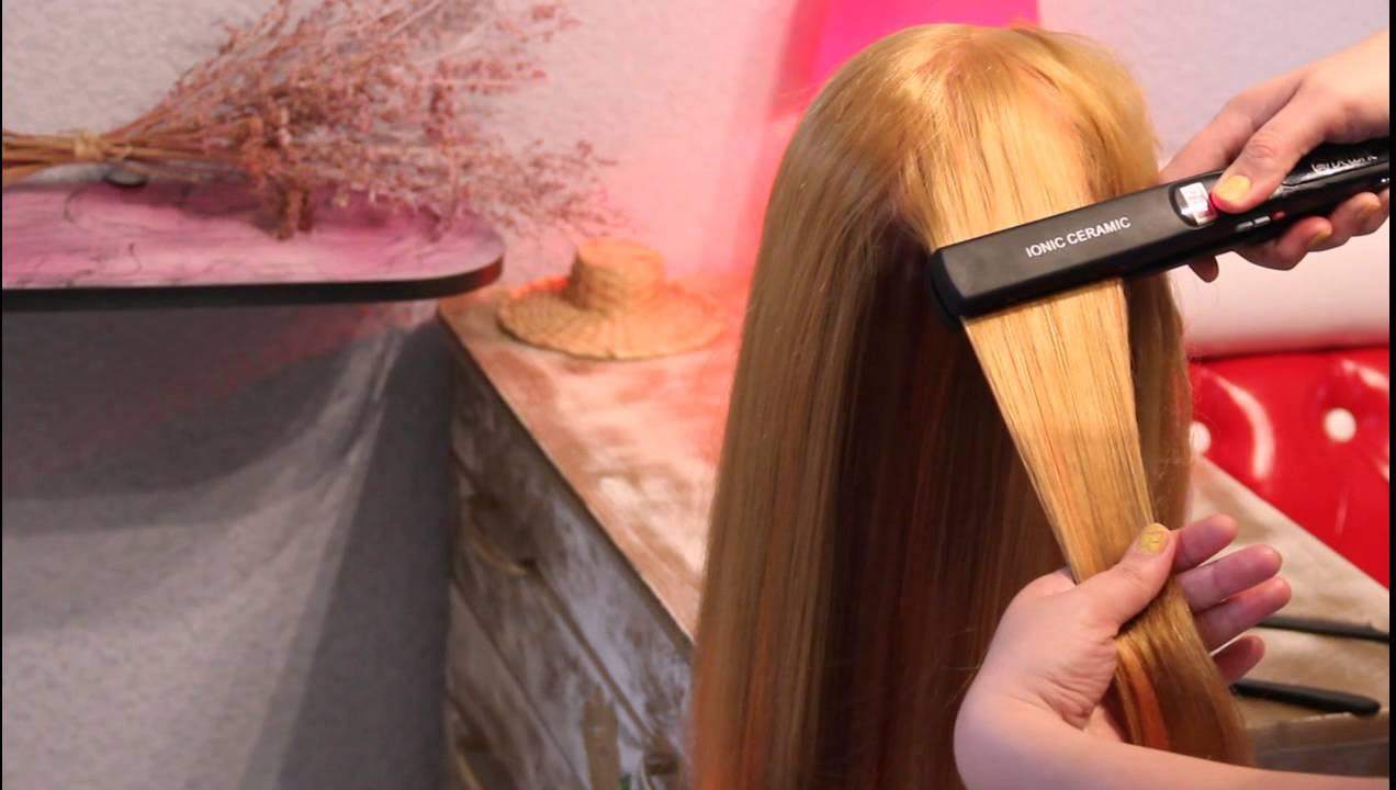 Как привести в порядок волосы