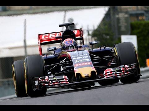 Max Verstappen, Monaco Grand Prix 2015, Monte Carlo, Monaco, Europe