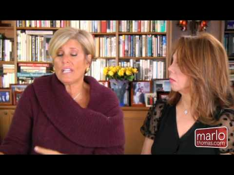 Wills Vs. Trusts: Suze Orman - Mondays with Marlo