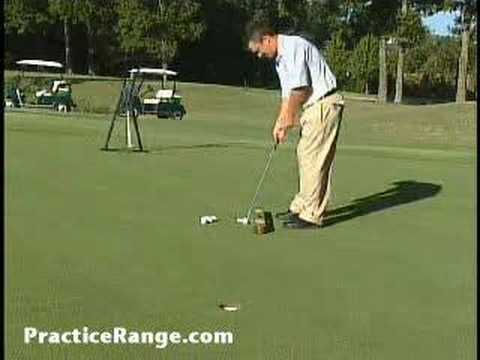 perfect putting stroke