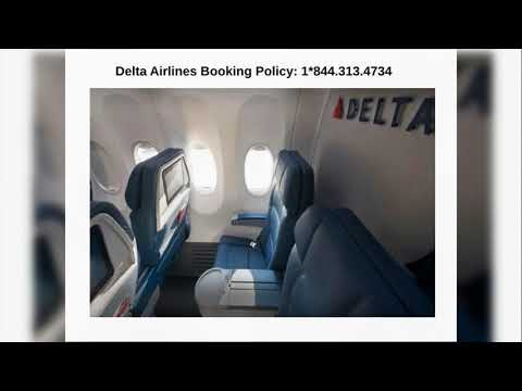 Delta airlines reservation phone number 1-844-313-4734