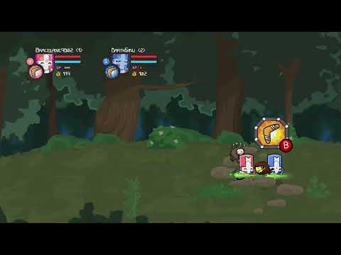 Castle Crashers Remastered - Being Fruity w/o music