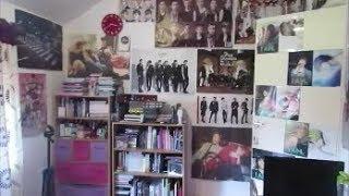 Kpop Room Tour + How I Store My Albums