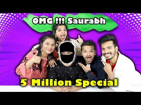 Sourabh Face Reveal