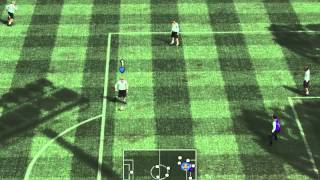 Gameplay Winning eleven 9 PC