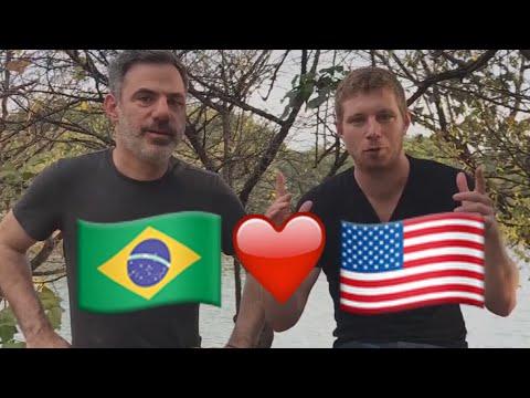 O que Os Brasileiros sabem sobre os Estados Unidos (FT Amigo Gringo)