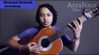 Chord Gampang (Menanti Sebuah Jawaban - Padi) by Arya Nara (Tutorial Gitar)