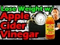Lose Weight With APPLE CIDER VINEGAR Weight Loss Benefits | BEST Drink Recipe | for face acne hair