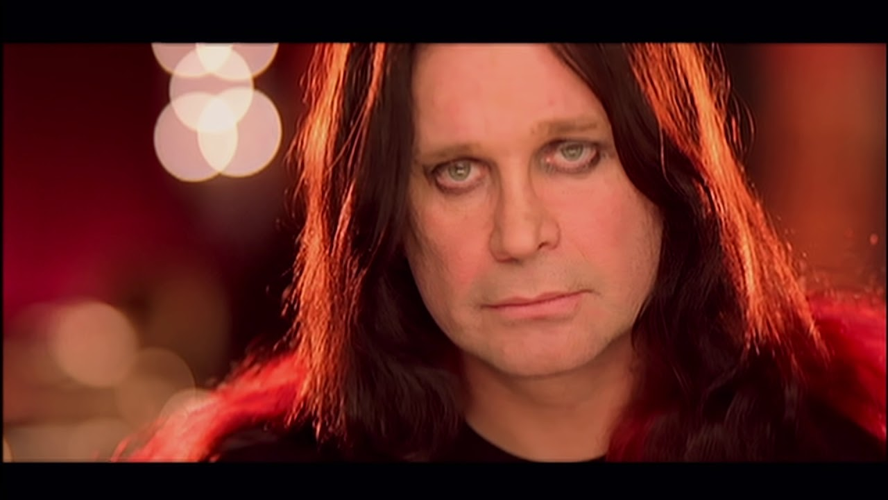 Ozzy Osbourne Dreamer Official Video Youtube