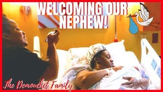 Welcoming a New Member of the Family (Birth Vlog) | The Demouchet Family