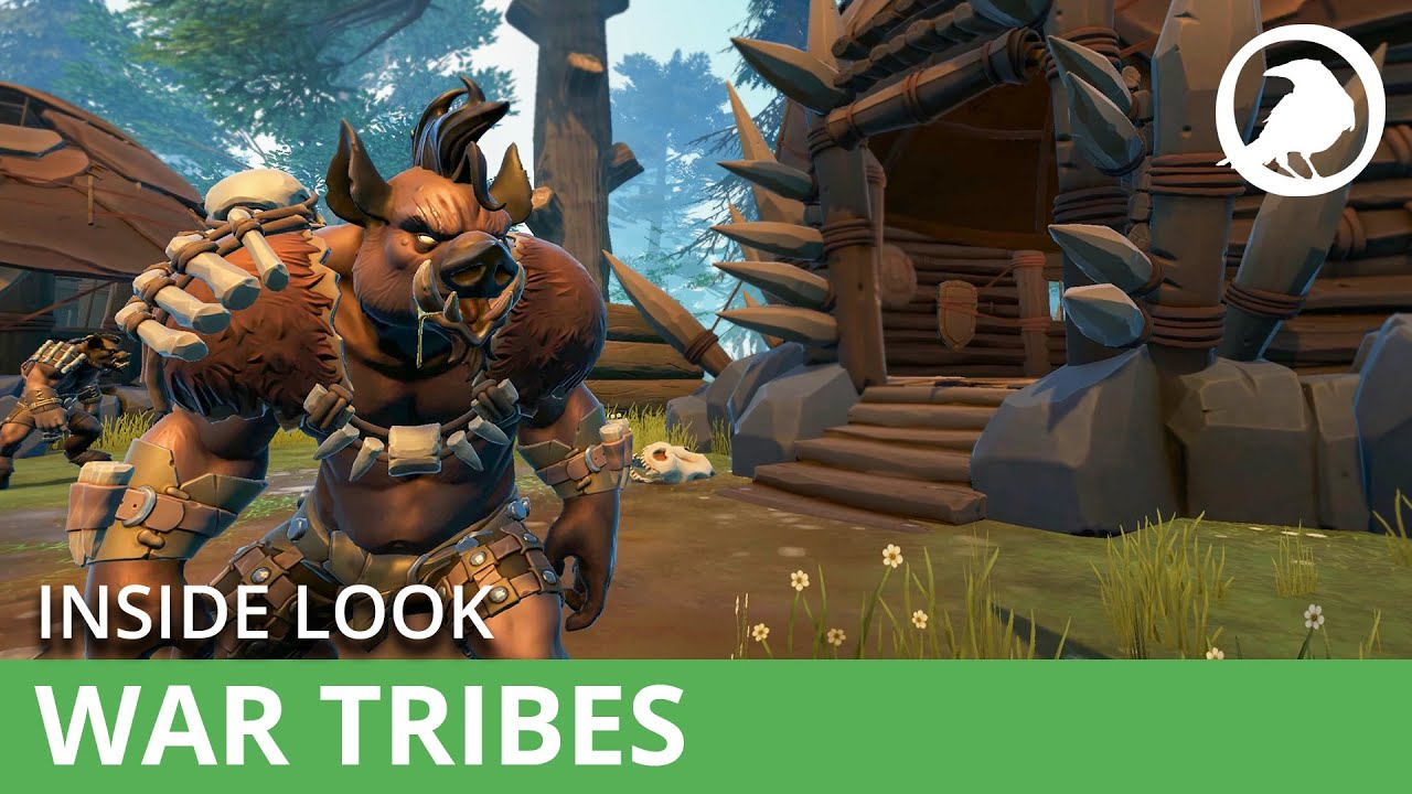 Crowfall: War Tribes First Look | MMOHuts
