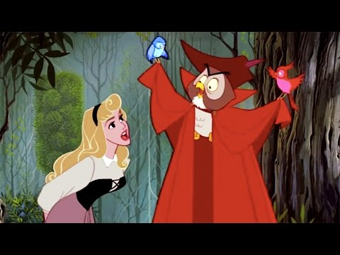 Sleeping Beauty | Once Upon A Dream | Lyric Video | Disney Sing Along
