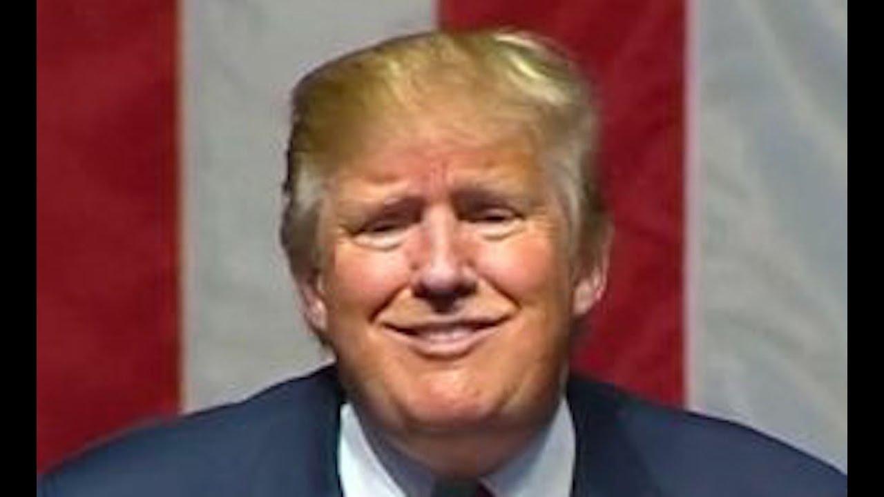 Donald Trump's Goofy Bully Face - YouTube