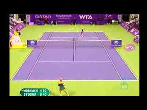 Stosur beats world number one in Doha