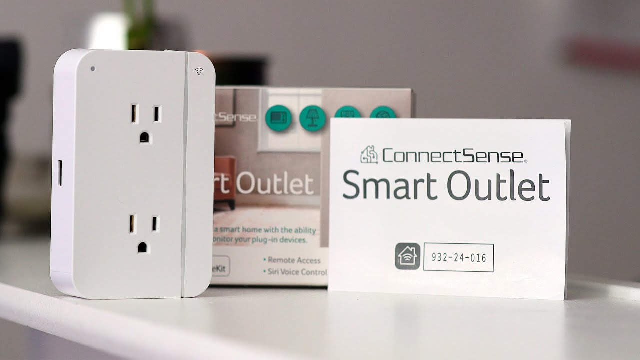 The First Home Automation DEVICE you must BUY! (Smart OUTLETS) - YouTube